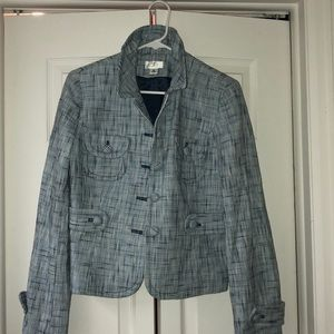 Loft new without tags Loft blazer with lining